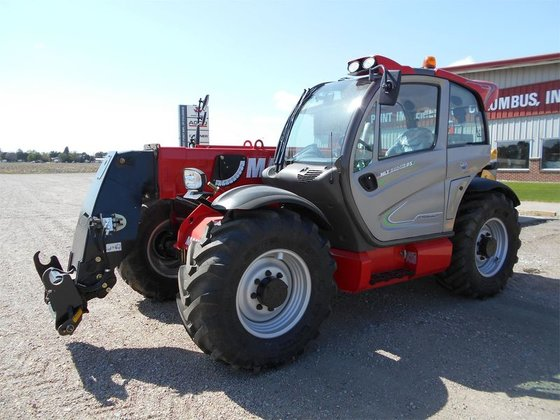 2015 Manitou MLT840-115 PS in