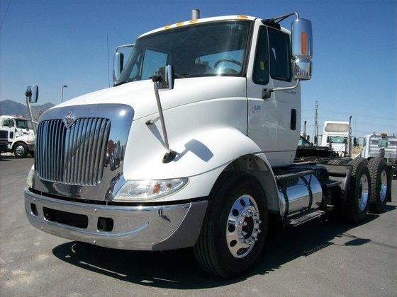 2007 International 8600 SBA in