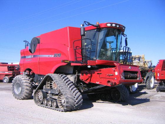 2008 Case IH 8010 in