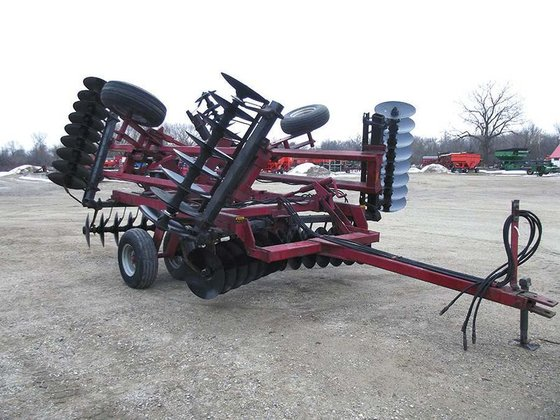 Case IH 496 in Fort