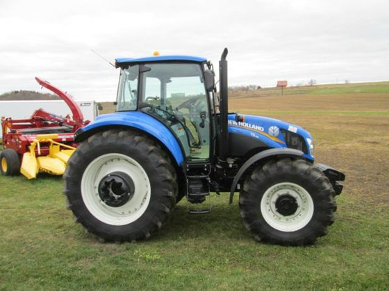 2014 New Holland T5.95 in
