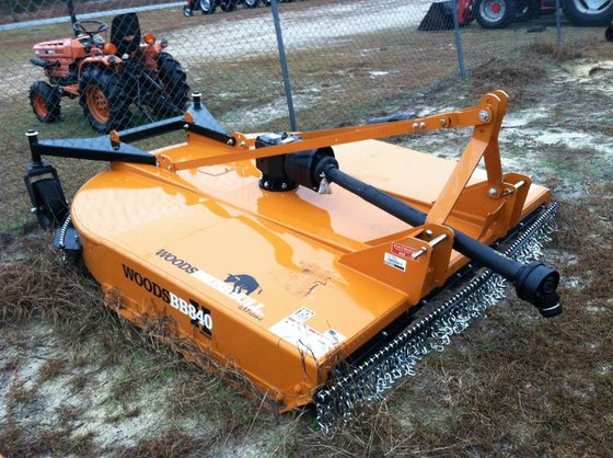 2014 Woods BB840X in Tifton,