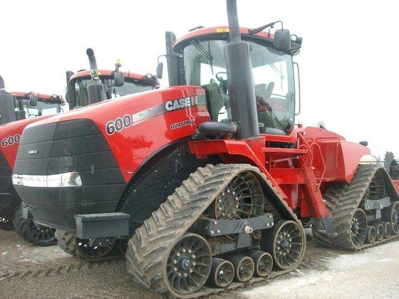 2011 Case IH Steiger 600