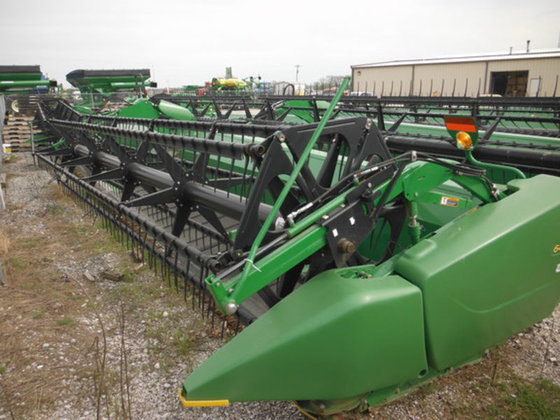 2013 John Deere 640FD in