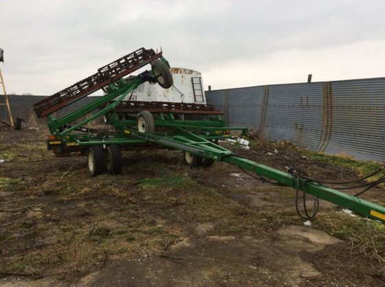 2007 Unverferth ROLLING HARROW 1225