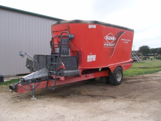 2011 Kuhn Knight VT1100 in