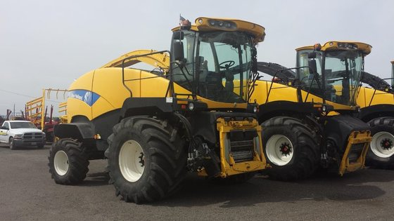 2012 New Holland FR9060 in