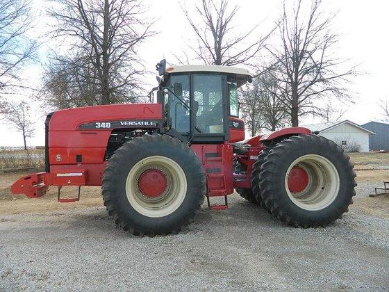 2012 Versatile 340 in Mount