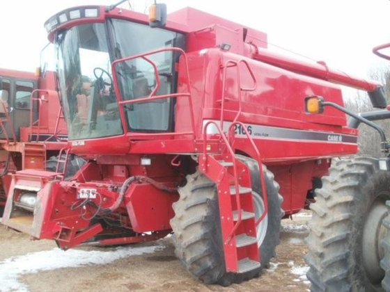 Case IH 2166 in Herman,