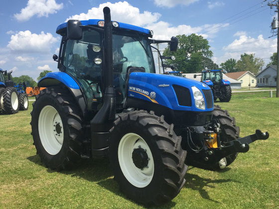 2014 New Holland T6.160 in