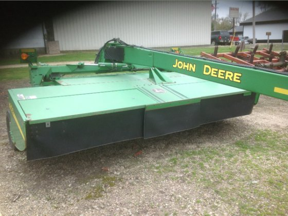 2009 John Deere 956 in
