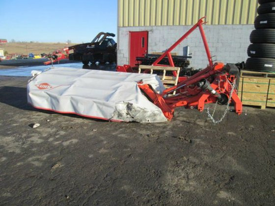 2013 Kuhn GMD700GII HD in