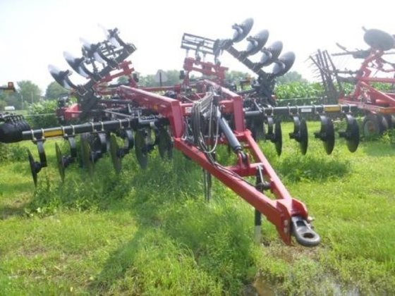 Case IH ECOLO-TIGER 870 in