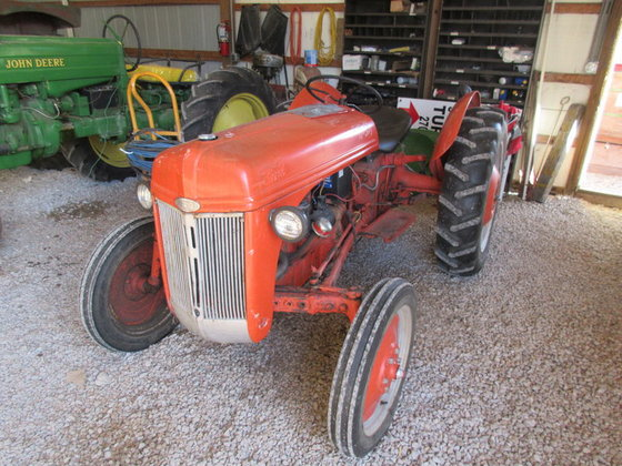 1951 Ford 8N in Magnolia,