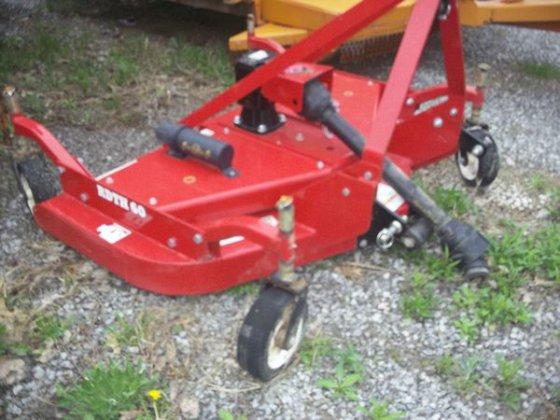 2011 Bush Hog RDTH60 in