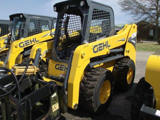 2016 Gehl R260 in Arley,