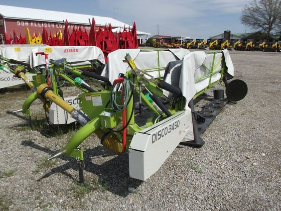 2016 Claas DISCO 3450 in