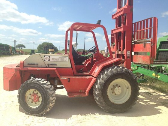 Manitou Forklift in Stephenville, TX