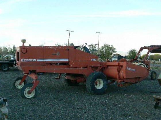 Hesston 6450 in Cedarville, CA