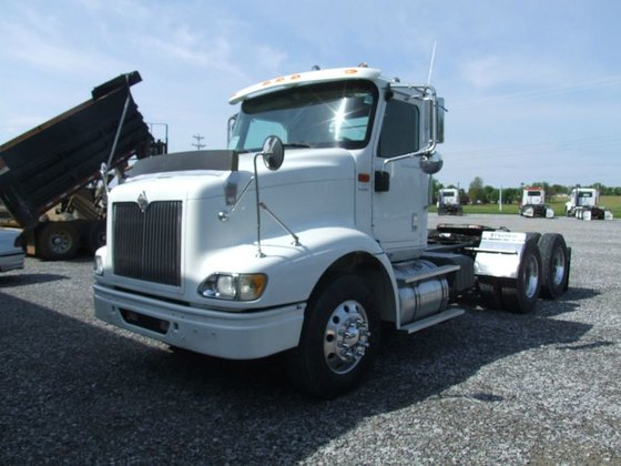 2007 International 9200i in Mayfield,