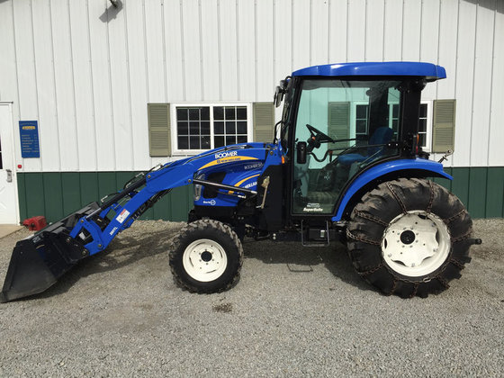 2014 New Holland BOOMER 3045