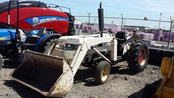 1983 Case 1294 in Pasco,