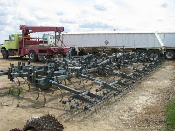 Calkins 4x4 Cultivator in Odessa,