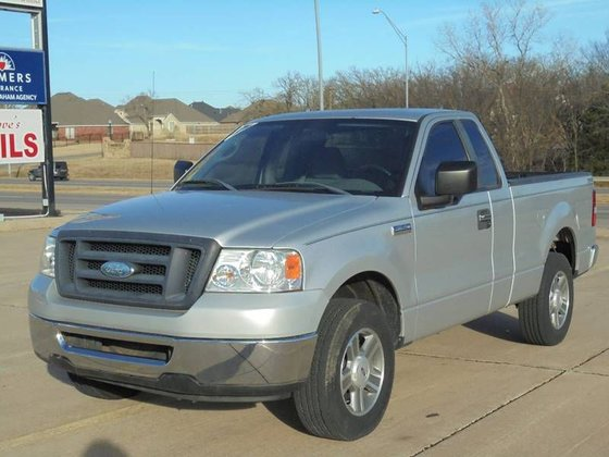 2008 Ford F150 in Duncan,