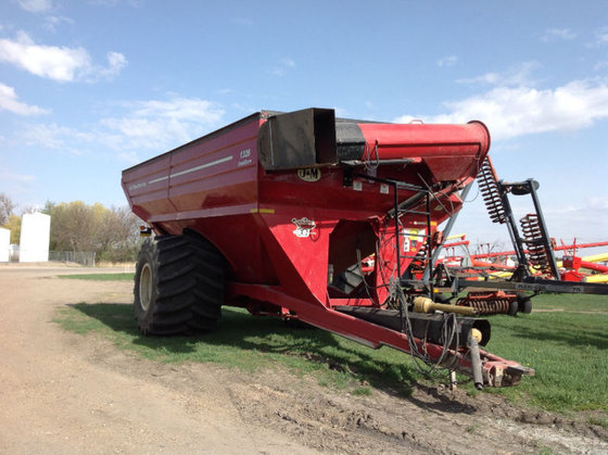 2010 J&M 1326 in Maddock,