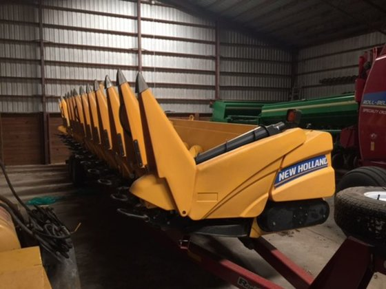2014 New Holland 980CR in