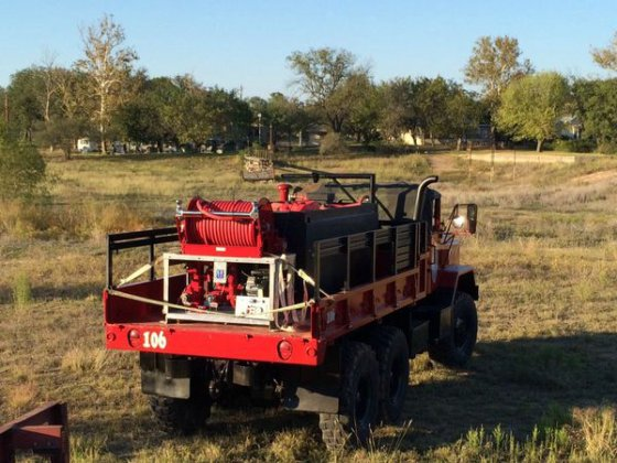 2015 Buchanan VFD in Brenham,