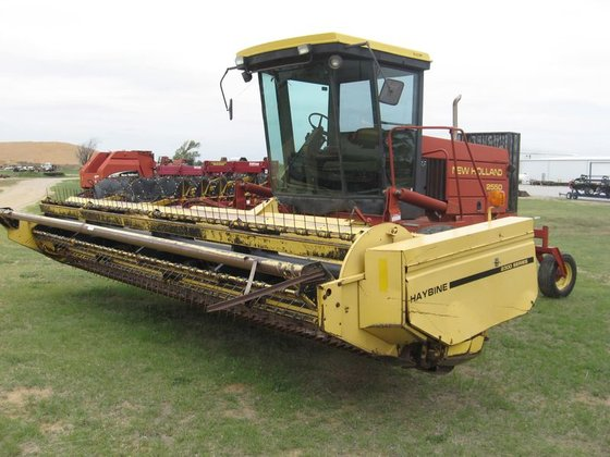 1995 New Holland 2550 in