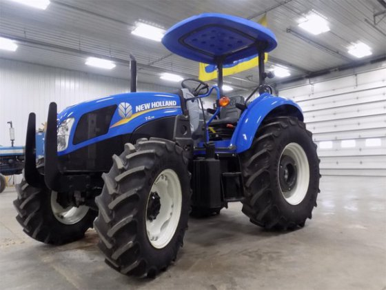 2013 New Holland T4.95 in