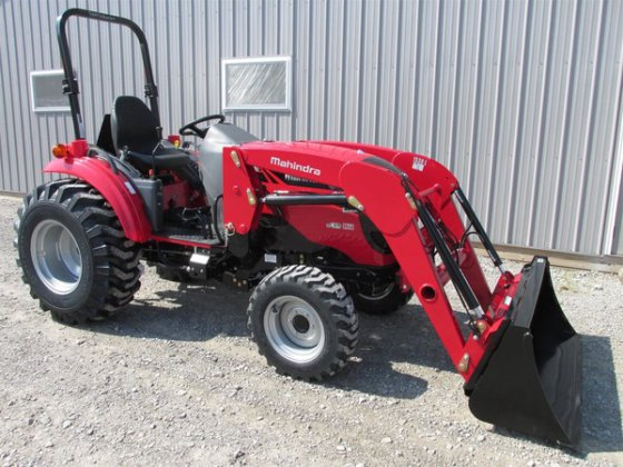 Mahindra 1538HST in Delphos, OH