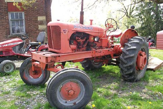 Allis-Chalmers WD45 in Hermitage, PA