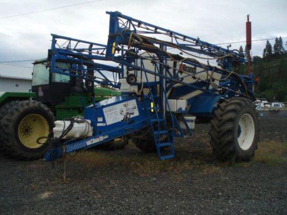 Brandt SB4000 in Colfax, WA