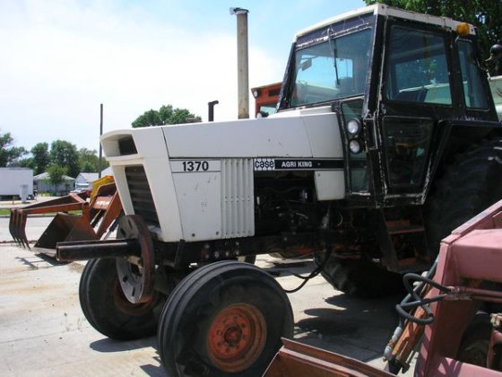 1974 Case 1370 in Norfolk,