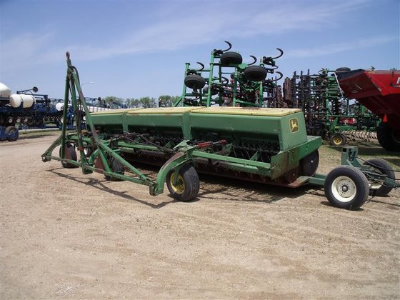 John Deere 9350 in Brookings,