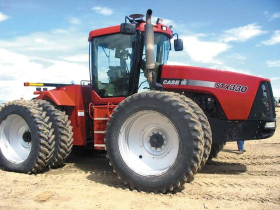 2006 Case IH STX330 in