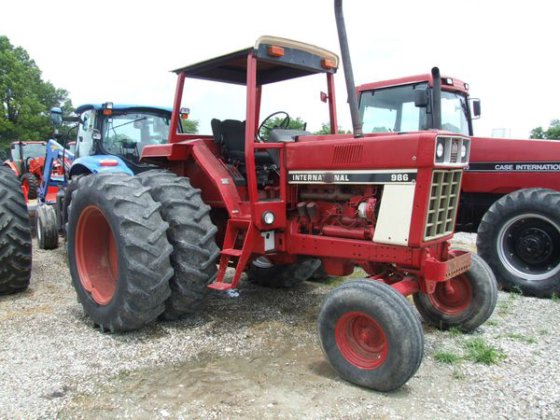 International Harvester 986 Tractor : International in lebanon ky usa