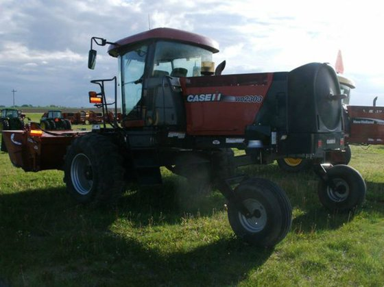 2009 Case IH WD2303 in