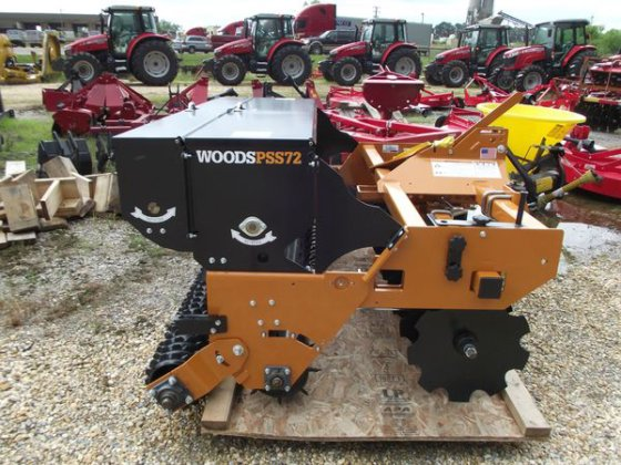 2016 Woods PSS72 in Montgomery,