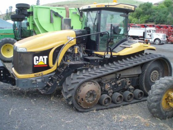 2005 Caterpillar MT865B in Colfax,
