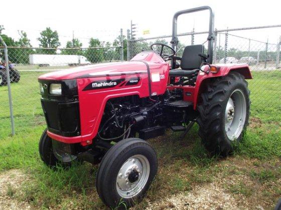 2016 Mahindra 4540 in Montgomery,