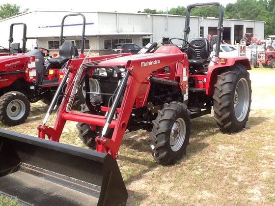 2015 Mahindra 4540 in Tifton,
