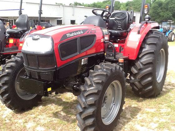2015 Mahindra 3550 in Tifton,