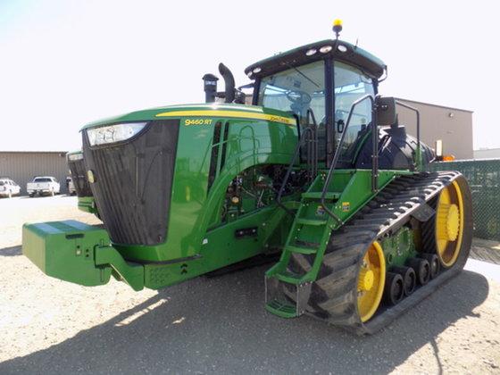 2012 John Deere 9460RT in