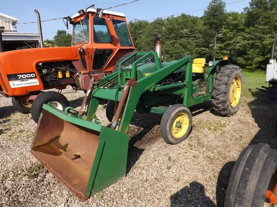 John Deere 2010 in Windber,