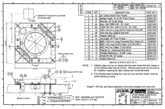schwing placing boom wiring diagram