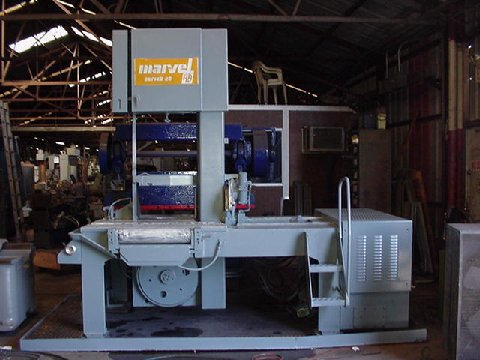 MARVEL MODEL 25 VERTICAL SAW